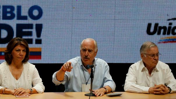 24 expresidentes repudian la intervención dictatorial de las Fuerzas Armadas en Venezuela
