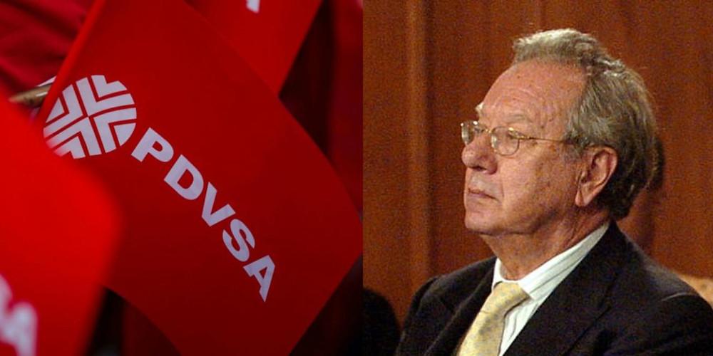 Raúl Morodo, embajador español en Caracas durante el gobierno del socialista Zapatero