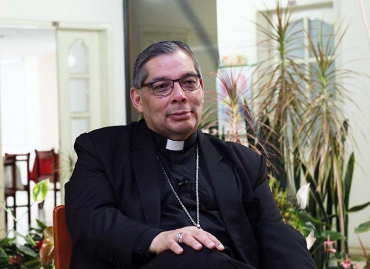 Alfredo Espinoza, arzobispo de Quito y primado del Ecuador