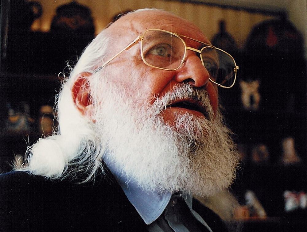 O ideólogo e pedagogo brasileiro Paulo Freire