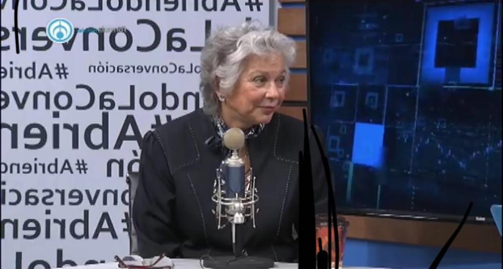 Olga Sánchez Cordero en Radio Formula
