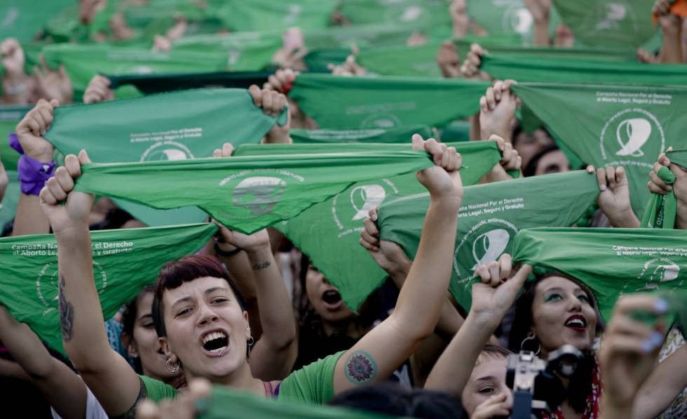 La 'Horda' Verde en Argentina, 2018