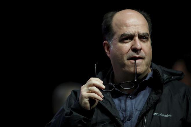 Julio Borges, representante diplomático de Venezuela en el Grupo de Lima