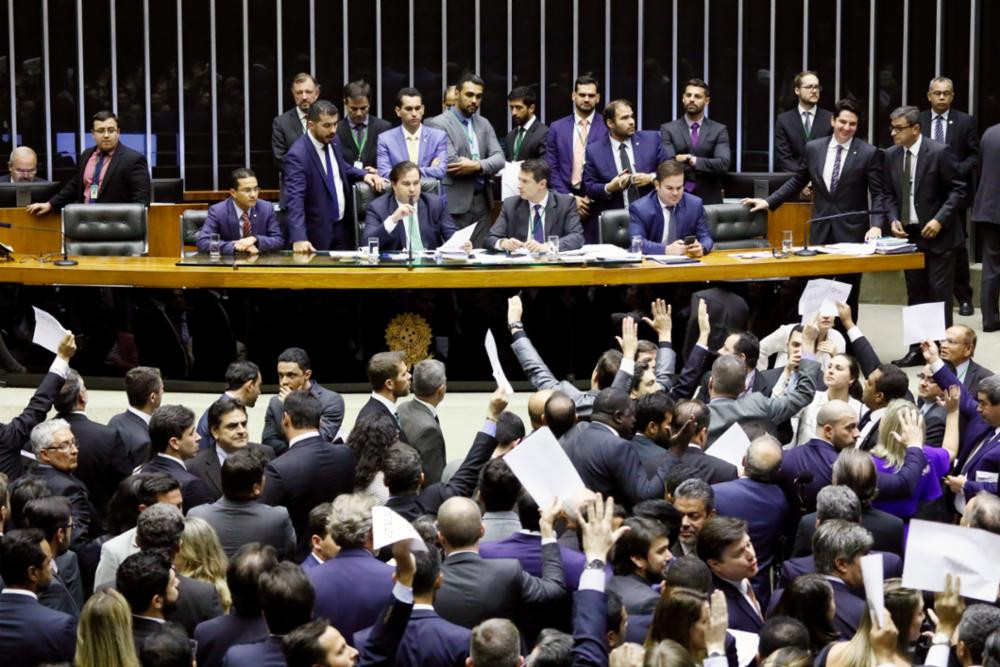 Camara de Deputados aprova lei contra o 'abuso autoridade'