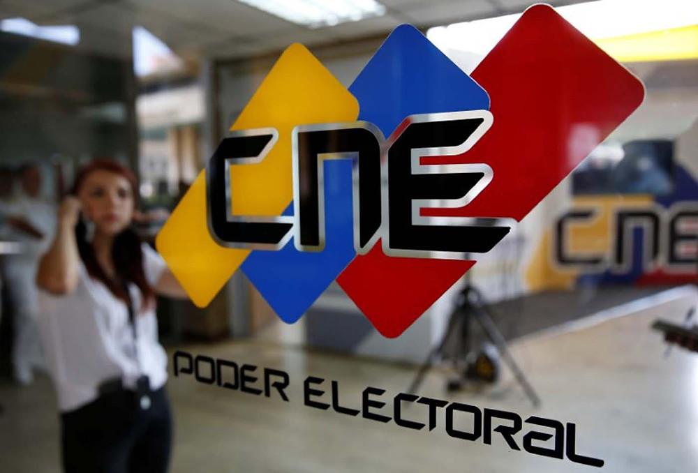 Edificio central del Consejo Nacional Electoral