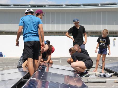 Solar for East