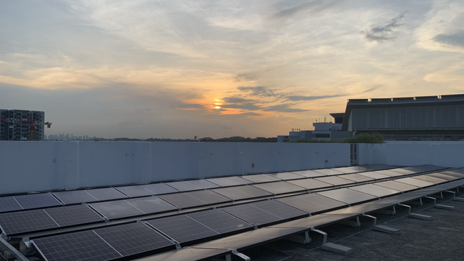 Solar on the Roof