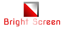 Bright Screen Studio Logo