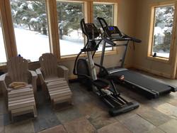 Treadmill and Ellipitical