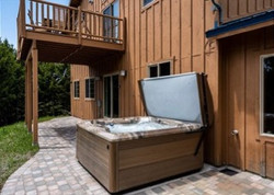 Patio with Hot Tub