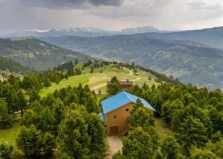 Mountain Top Home