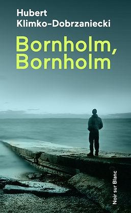 Bornholm, Bornholm. cover.jpg