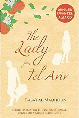 The Lady of the Tel Aviv. cover.jpg