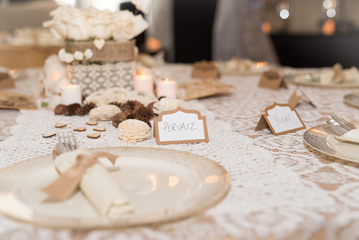 """S&P's Glam-Rustic Brooklyn Wedding"""