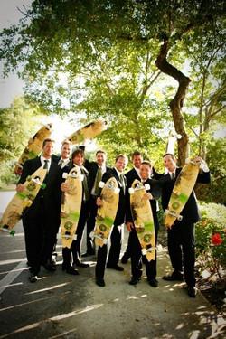 Dix Wedding Groomsmen