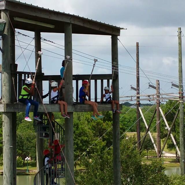 #zipline #camp #ckc