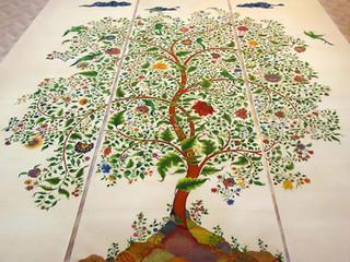 Tree of Life, Kalamkari & Miniature Painting