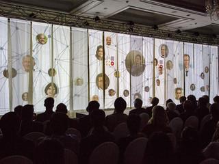 Projection Mapping at Xynteo India 2022, Mumbai, 2018