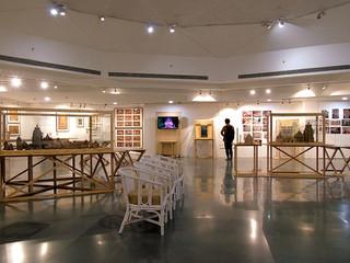 Interpretating Temples, India International Centre