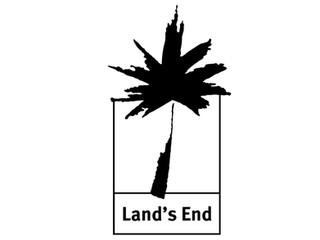 Logo design for the Lands End, Bandra