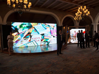 Spatial Design for Xynteo India 2022, New Delhi, 2016