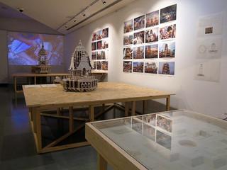 Interpretating Temples exhibits: making of raths