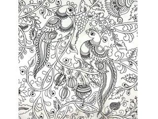 LotusHouse-BIAL_1024x768_Kalamkari_5Deta