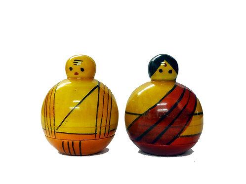 Mr. & Mrs. Kuppuswammy