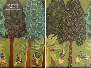 Garden & Cosmos, Mehrangarh Museum