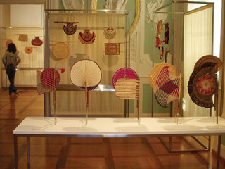Indian Fans, Museum Rietberg, Switzerland
