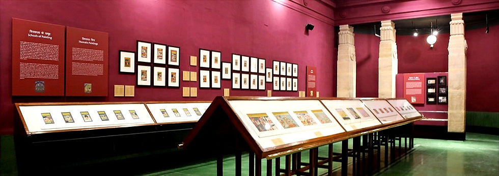 Sardar Government Museum, Jodhpur