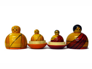 Lacquer Toys