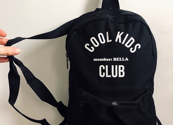 Cool Kids Club Children's Backpack