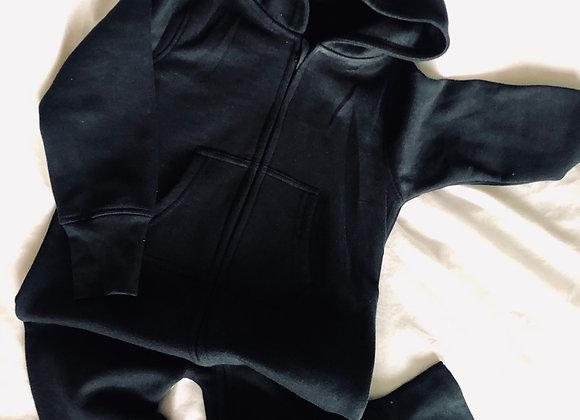 Cool Kids Club fleece lined onesie