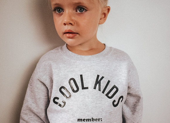 Cool Kids Club, Sweatshirt & Pull on hoodies