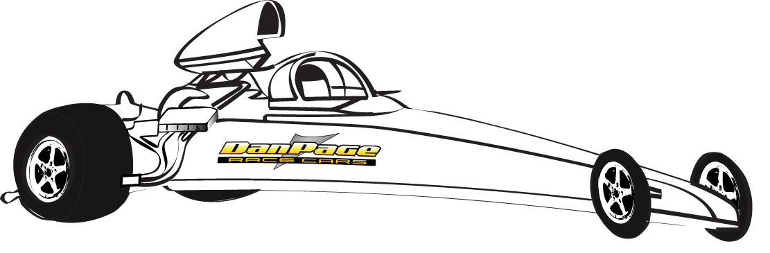 Dan Page Race Cars Sketch
