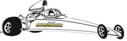 Dan Page Race Cars Sketch