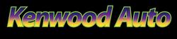 Kenwood Race Car - Vinyl Logo