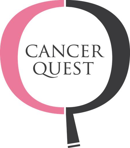Cancer Quest - Logo Design