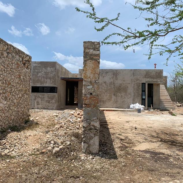 CASA TEMOZÓN - 2012