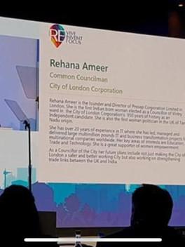 Rehana Ameer
