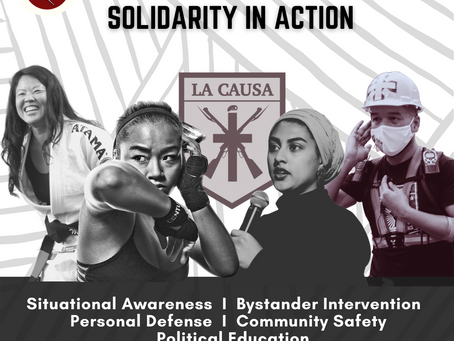 Join AAPIWL's Solidarity in Action Series