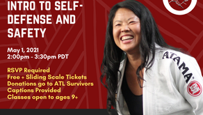 #Event Solidarity in Action: Intro to Self-Defense with Mollii 5/1/21
