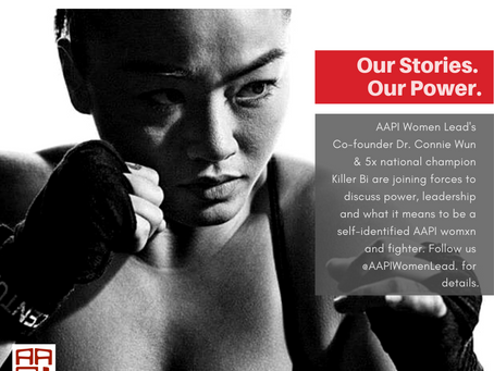 AAPI Women Lead X Killer Bi join forces to complicate the AAPI narrative