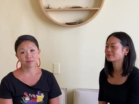 AAPIWL & Ivy Lee, MASTC, LAc talk about Eastern Medicine & COVID-19