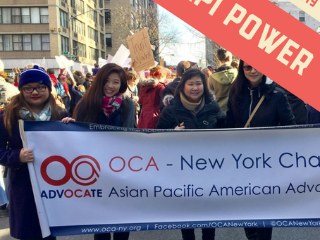 AAPI Women Lead @ Oakland Women's March- Join Us!