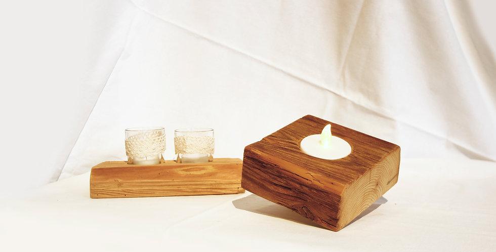 Teelichthalter - 1-flammig