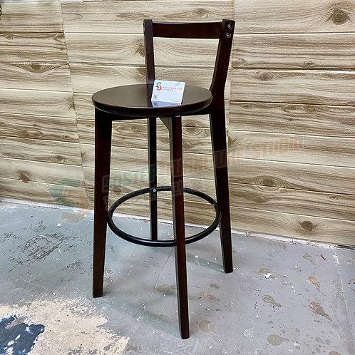 #陳列品 櫸木實木吧椅吧櫈高腳椅