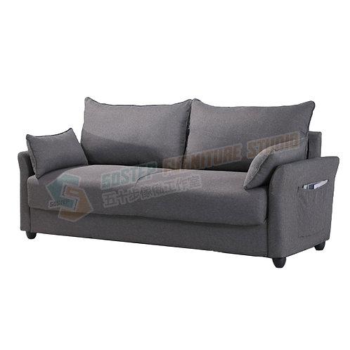 全新兩/三座位可拆洗棉麻儲物梳化 Brand New 2/3-seat storage sofa