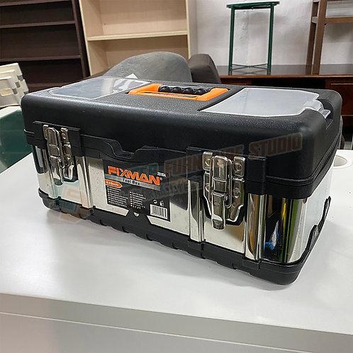 全新專業不鏽鋼大容量工具箱 Brand New FIXMAN tool box